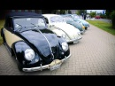 Beetle and Bulli visiting the Volkswagen Plant Wolfsburg