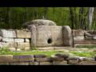 Dolmens history of Abkhazia, Georgia by Dr Badri Gogia, Paris, 2009