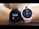 Smart baby watch умные часы Q360 ,Q90, Q50 gps часы c трекер слежения подробный обзор