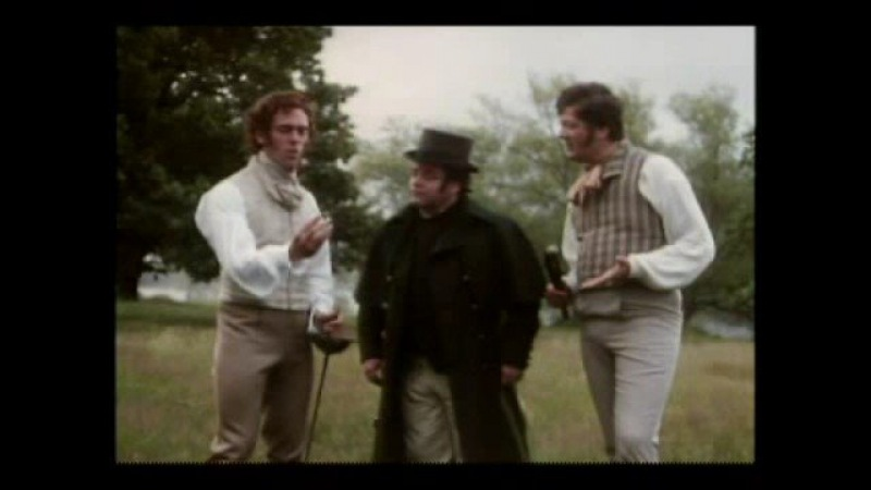 A Bit of Fry and Laurie - The Duel