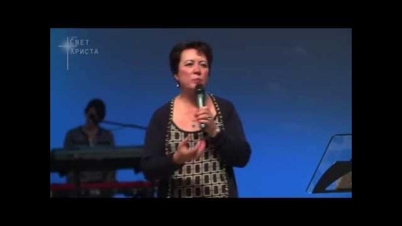 Ольга Голикова. Возвращение в Дом Отца. 12 июля 2015 года