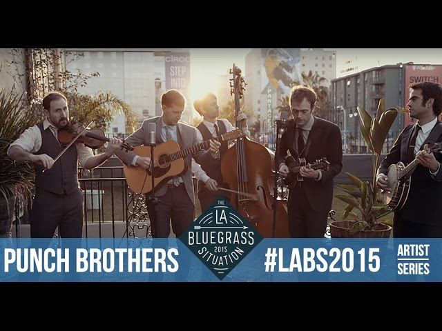 Punch Brothers - My Oh My / Boll Weevil The Bluegrass Situation
