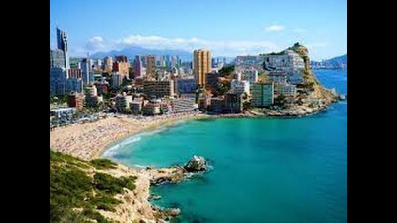 Испания.Солнечное королевство/Aerial Spain