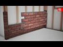 Profile VOX - SOLID BRICK, SOLID STONE - animacja montażu