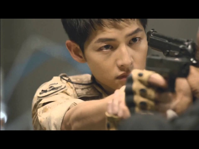 Descendants of the sun a soldier i will be