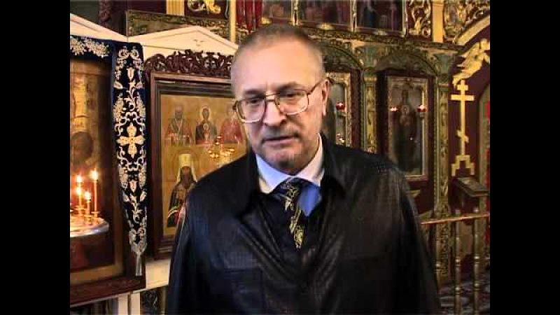 85 лет протоиерею Иоанну Миронову