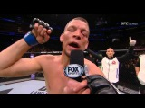 Nate Diaz dissing Conor McGregor uncensored... With Apologies