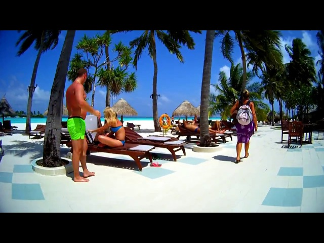 Sun Island Resort Spa Maldives Januar 2017 DJI Feiyu
