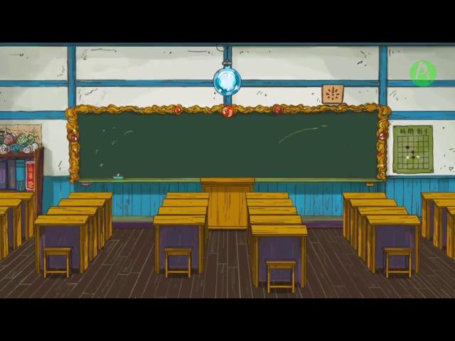 Квест Коро сэнсэя Koro sensei Quest 9 серия русская озвучка AniMur Shut смотреть онлайн без регистрации