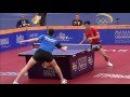 2016 Qatar Open MS-QF Dimitrij Ovtcharov - Zhang Jike (full match|short form in HD)