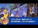 Transformers G1 - Who Became Cyclonus? Skywarp or Bombshell?