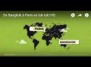 De Bangkok à Paris en tuk tuk ! HD Facteurs du Mékong