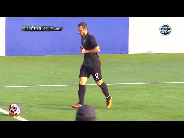 TPL 2017/2018, 3-cü tur, İnter 1-0 Səbail Geniş icmal