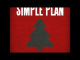 Christmas Every Day - Simple Plan (Lyric Video)