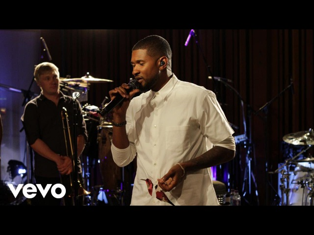 Usher - Climax in the Live Lounge