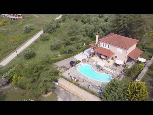 Уникальная вилла на Кассандре/Unique villa in Kassandra
