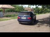 Вырезали катализатор в BMW X5 мотор 4.4 (m62b44)