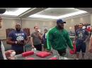 Hulk SMASH da hulk vs Profesyonel Bilek Güreşçisi