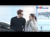 170122 Bi Rain Kim Tae Hee @ Incheon Airport on the way to honeymoon
