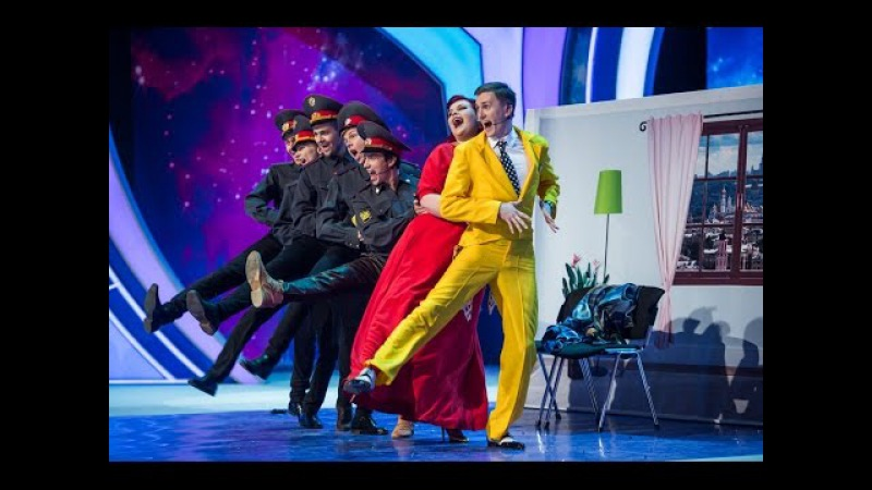 КВН 2017 Высшая лига Четвертая 18 (16.04.2017) ИГРА ЦЕЛИКОМ Full HD