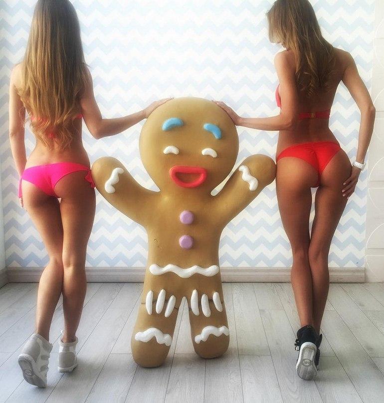 Сходили за печенькой такие...