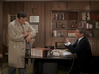 1 КОЛОМБО: РЕЦЕПТ УБИЙСТВА (1968, 1 сезон 1 серия) - детектив.  Ричард Ирвинг