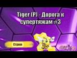 Стрим Tiger (P) - Дорога к супертяжам #3