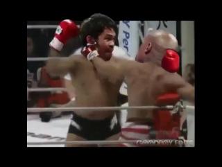 Как должен был выглядеть бой Мэйвезер vs. Пакьяо по мнению зрителей