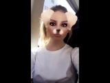 Perrie via snapchat 01.02