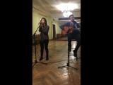Женя Шевченко и Константин Науменко-На неб(кавер)