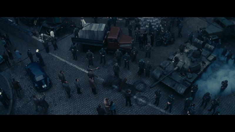 Шпионский мост (2015) - Танк