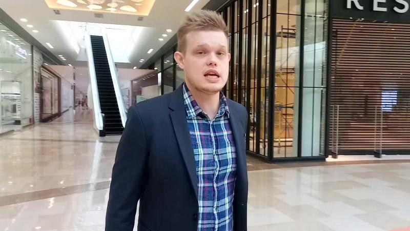 Евгений Хохлов КВН Наполеон Динамит ждет тебя на открытии Цифра гаджеты и подарки в ТРЦ Тюмень Сити Молл