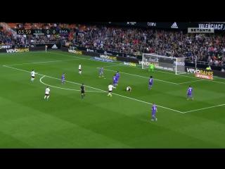 Валенсия 1:0 Реал Мадрид   Гол Дзадзы