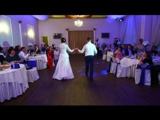 Дина и Наиль. Медленный свадебный танец+ татарский танец