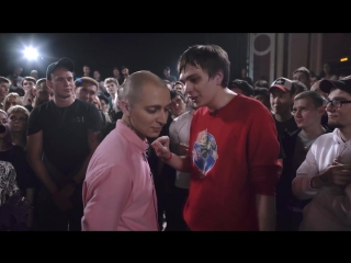 VERSUS X #SLOVOSPB: Oxxxymiron VS Слава КПСС (Гнойный) | Овсянка, сэр!