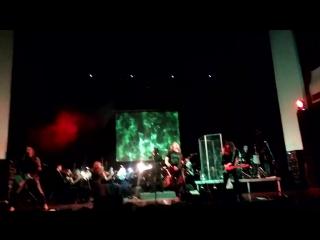 Metallica Show S&M/Garage Dayz - Intro (11.11.16 Самара)