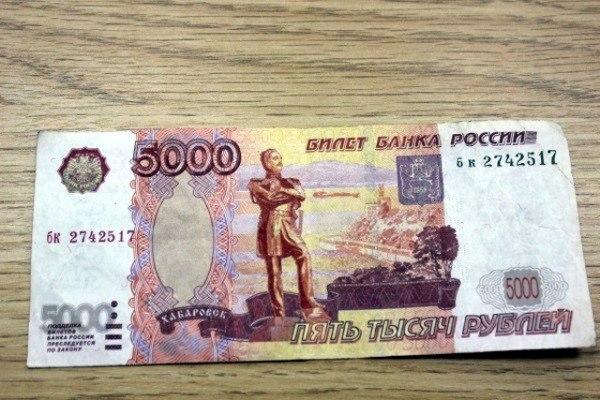 Сбыт фальшивых денег увеличился вдвое в КЧР