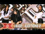 The X Factor UK 2017 - 14x02 (Auditions 2)