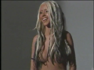 Кристина Агилера Голая - Christina Aguilera Nude 2