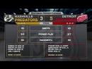 НХЛ Сезон 2016 17 Детройт Нэшвилл 5 3 Обзор матча