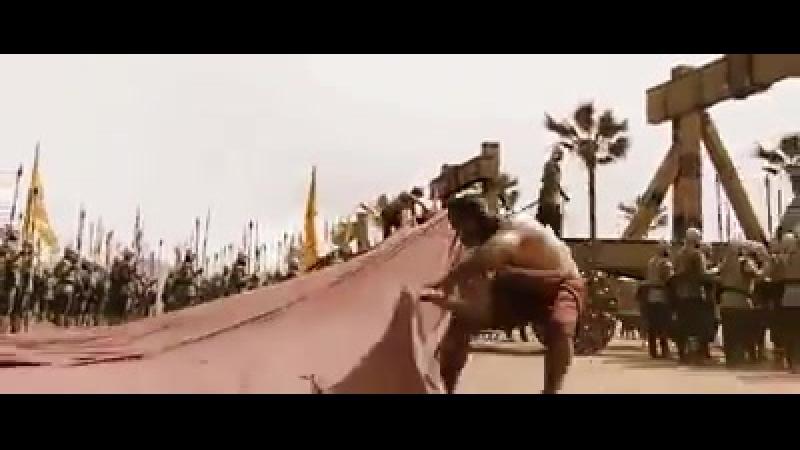 Filme de guerra, fantástico o trailer