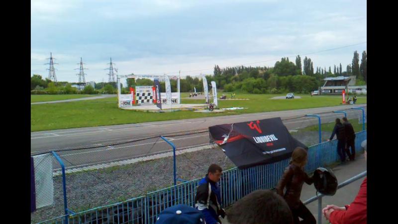 Картодром «Лтава» Чемпионат Украины по шоссейно-кольцевым гонкам и супермото