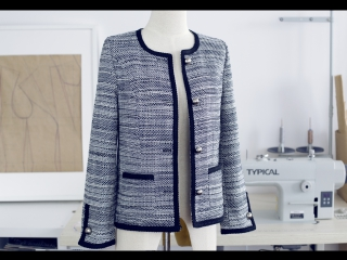 Приглашение на вебинар: Как создать Жакет Chanel