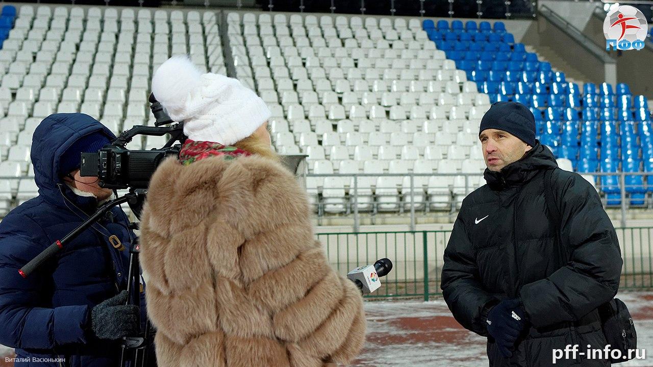 Павел Истрашкин: «В таком коллективе молодые футболисты должны расти»