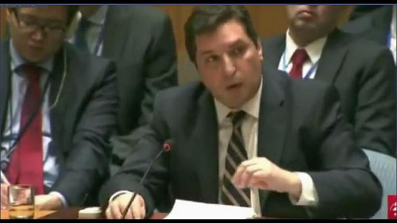 Яких глибин досягла російська дипломатія. Рімейк Сафронкова в ООН
