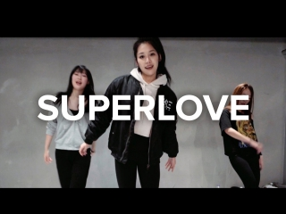 1Million dance studio Superlove - Tinashe / Beginners Class