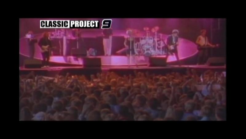 Мегамикс Любимые Восьмидесятые - Classic Project 9