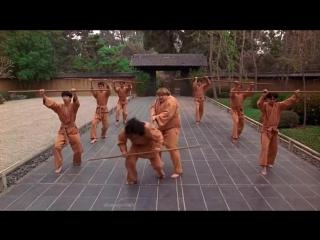 клип на фильм Ниндзя из Беверли Хиллз