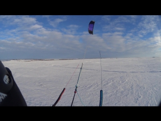 snowkite noobs example