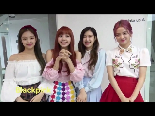 BLACKPINK message to Spotify Thailand